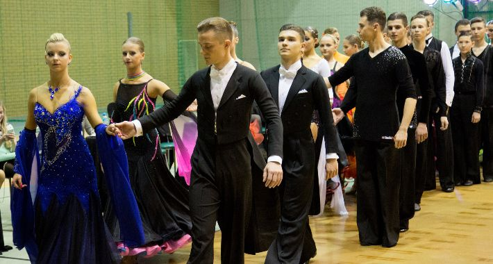 Iv Ogólnopolski Turniej Tańca Towarzyskiego W Brodnicy Brodnica